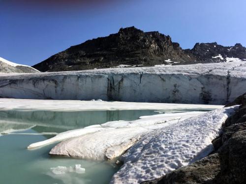 9H15 : lac du Grand Méan