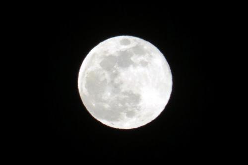 Regarder la pleine Lune
