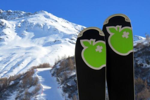Louer de très bons skis chez Mulinet Sports !